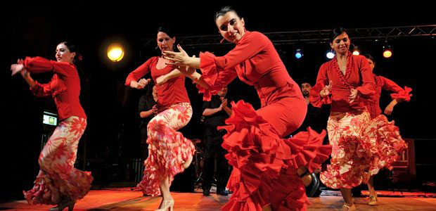 tablaos flamenco Sevilla espectáculos