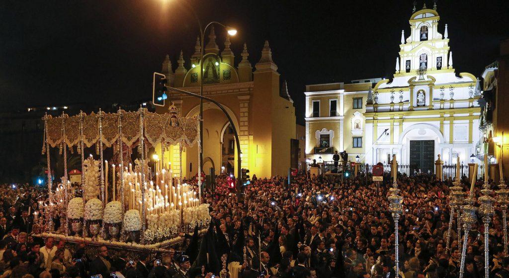 Madrugá Sevilla