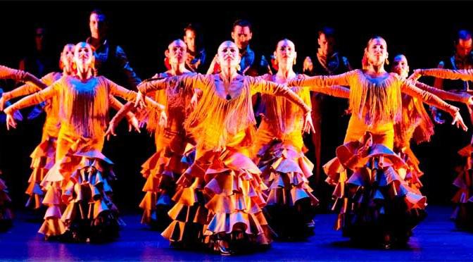 bailes de andalucia