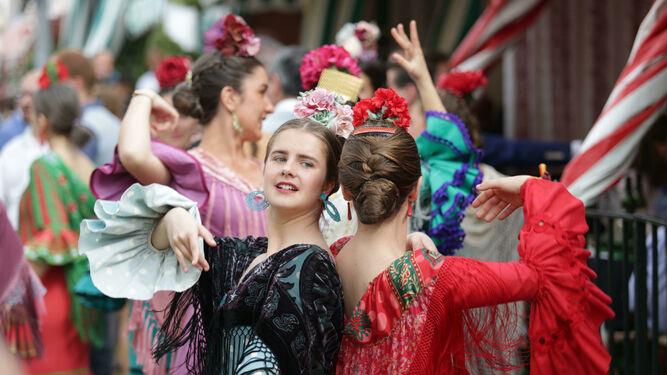 bailes típicos de Andalucía