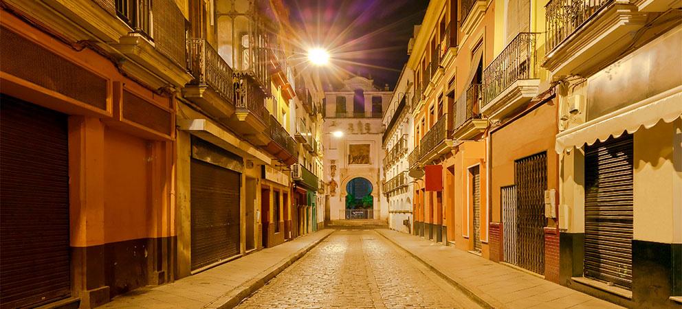 mitos de Sevilla