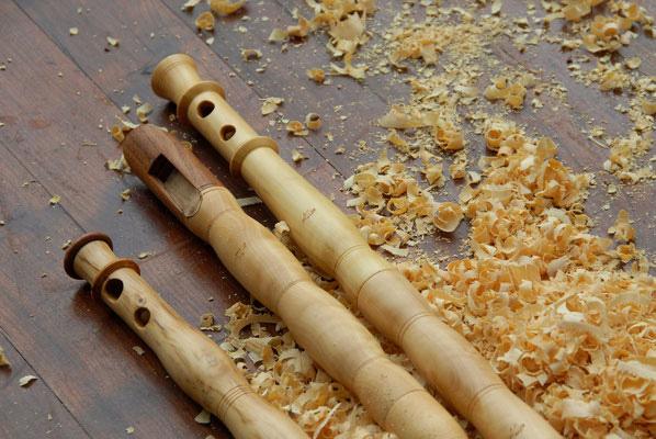 flauta rociera