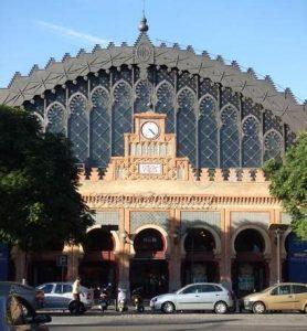 centros comerciales hay en Sevilla