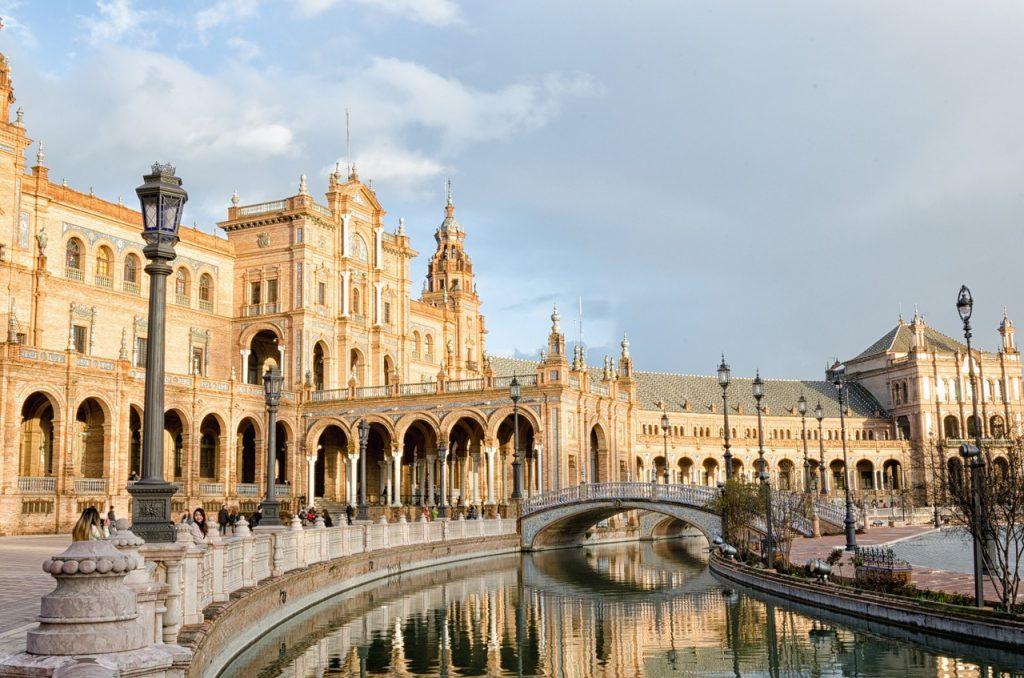 películas que tienen a Sevilla como protagonista