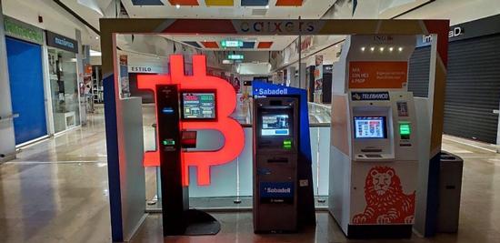 Cajero de Bitcoin ATM