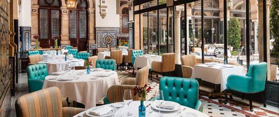 restaurantes donde comer en Sevilla bien y barato