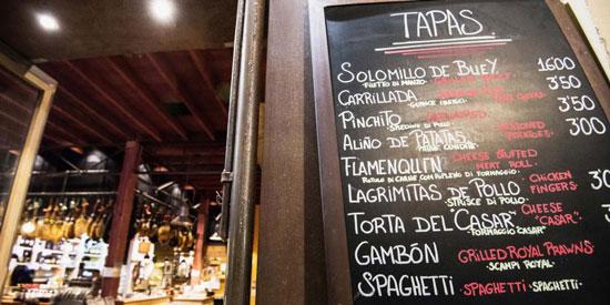 donde comer en Sevilla