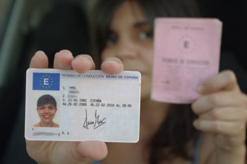 certificados del carnet en sevilla
